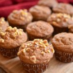gluten free, anti candida carrot muffins