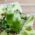 Green Juice with Turmeric