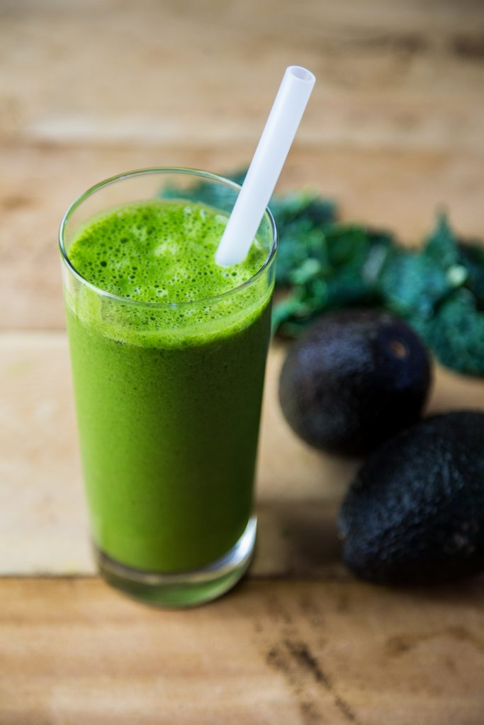 Delicious and Healthy Green Smoothie