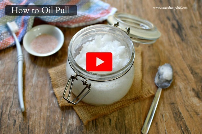 How to Oil Pull