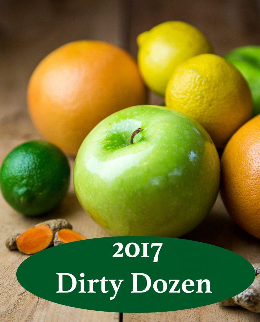 2017 Dirty Dozen List