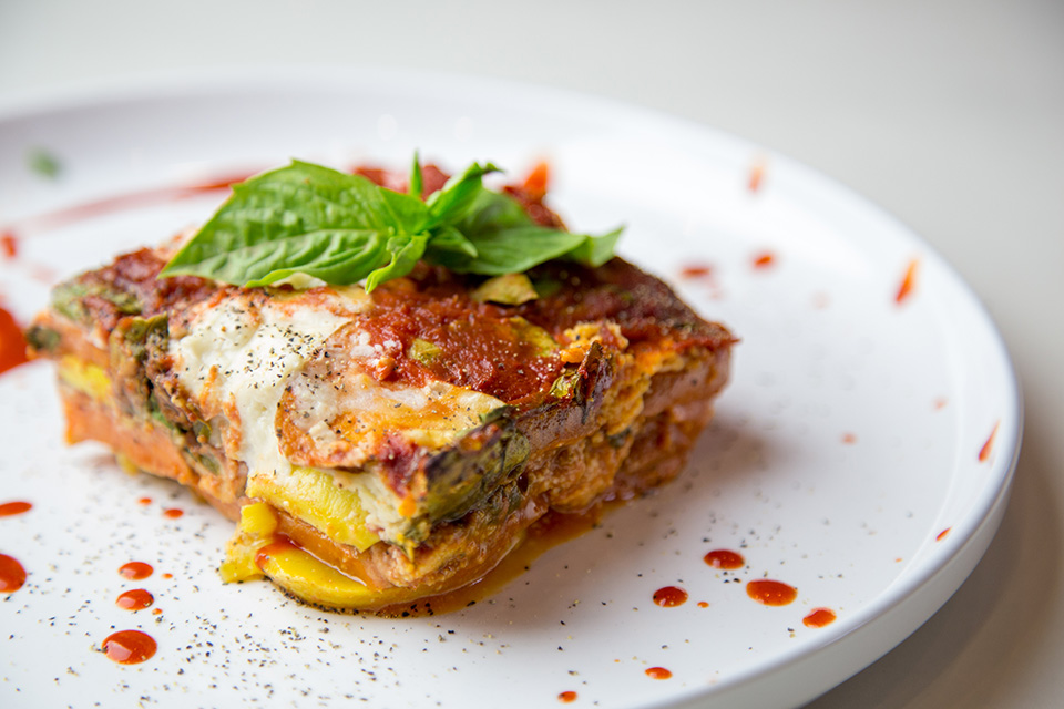 Grain and Dairy Free Lasagna
