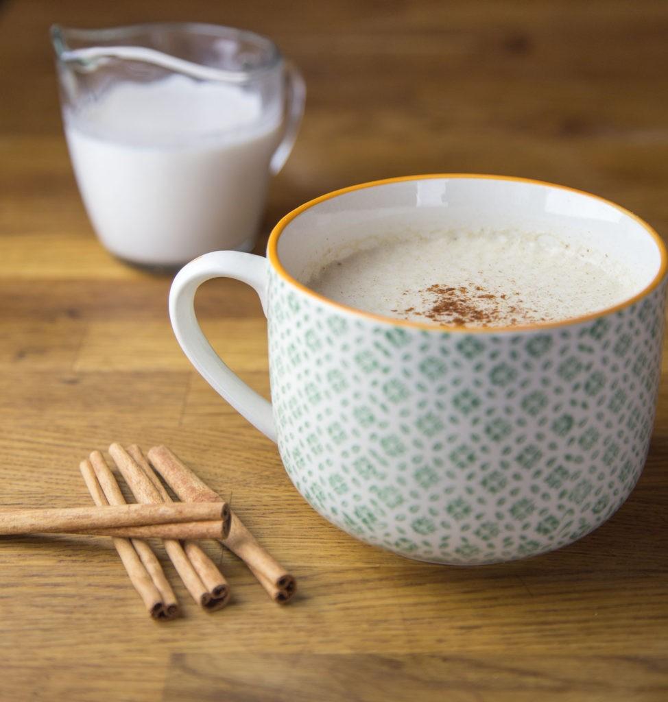 yerba mate latte anti candida