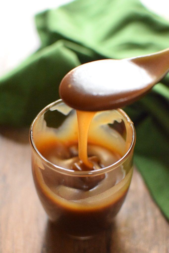 Homemade Caramel Sauce 25